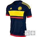 adidas Kids Colombia Away Jersey 2015