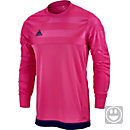 adidas Youth Entry Goalkeeper Jersey - Pink and Blue