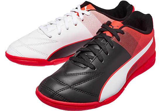 Puma Kids Indoor Soccer Shoes