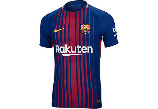 Barcelona Match Home Jersey