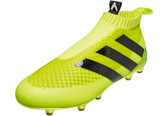 adidas ace 16 purecontrol fg yellow ace soccer cleats. Black Bedroom Furniture Sets. Home Design Ideas