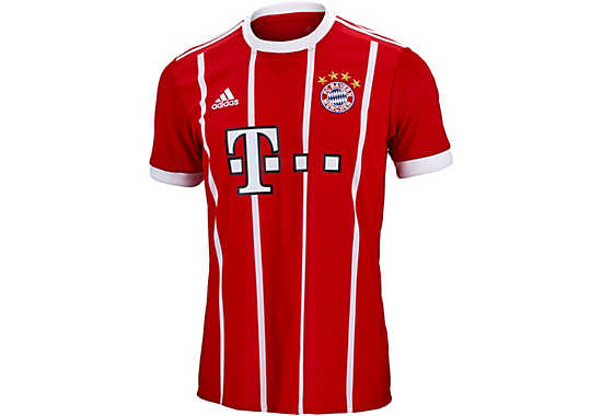 Bayern Munich Home Jersey