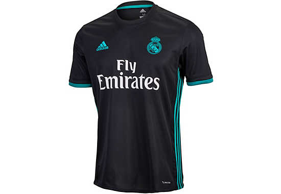 adidas real madrid away kit