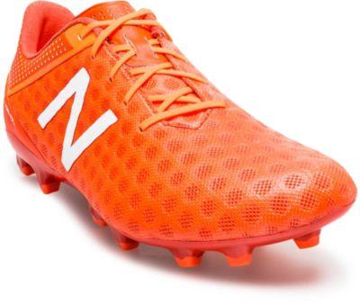 New Balance Visaro FG Cleats - Orange NB Soccer Shoes