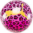 Puma Neon Jungle Soccer Ball - Pink and Lime