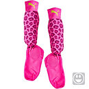 Puma Neon Jungle Shin Socks - Pink