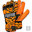 Puma Neon Jungle Goalkeeper Gloves - Orange