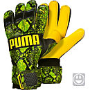 Puma Neon Jungle Goalkeeper Gloves - Lime