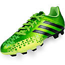 adidas Predito LZ TRX FG Soccer Cleats  Ray Green with Black
