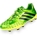 adidas Predator Absolado LZ TRX FG Soccer Cleats  Ray Green and Black