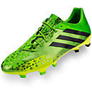 adidas Predator LZ TRX FG Soccer Cleats  Ray Green with Black