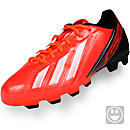 adidas Youth F5 TRX FG Soccer Cleats  Infrared with Black