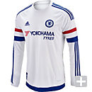 adidas Chelsea L/S Away Jersey 2015-2016
