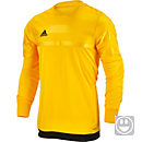 adidas Youth Entry Goalkeeper Jersey - Bold Gold and Black