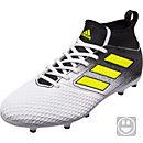 adidas Kids ACE 17.3 FG - White & Solar Yellow