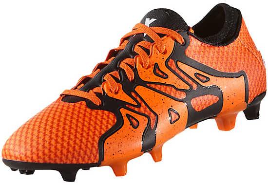 adidas X 15.1 Primeknit - Solar Orange adidas FG Soccer Cleats