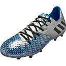 adidas Messi 16.2 FG - Silver Metallic & Core Black