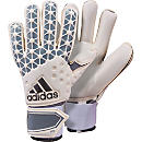 adidas ACE Pro Classic Goalkeeper Gloves - White and Grey