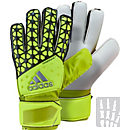 adidas ACE Fingersave Replique Goalkeeper Gloves - Yellow