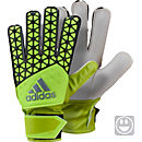 adidas ACE Junior Goalkeeper Gloves - Yellow and Black