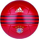 adidas Bayern Soccer Ball - FCB True Red