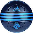 adidas Real Madrid Soccer Ball - Night Indigo & Bright Blue