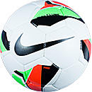 Nike Rolinho Clube Futsal Ball  White with Neo Lime