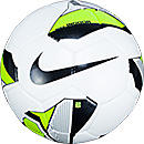 Nike Indoor Soccer Ball  White with Volt