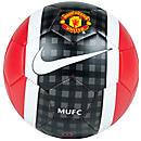 Nike Manchester United Prestige Soccer Ball  Red with Black and White