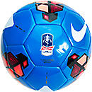 Nike FA Luma Soccer Ball  Blue with Mango