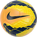 Nike Strike Soccer Ball  Yellow with Orange