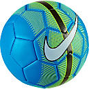 Nike Mercurial Veer Soccer Ball - Blue and Volt