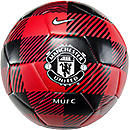 Nike Manchester United Prestige Soccer Ball  Red