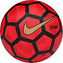 Nike SCCRX Duro Strike Soccer Ball - Challenge Red & Black