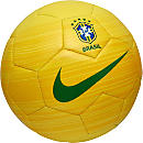 Nike Brazil Prestige Soccer Ball - Gold and Yellow
