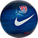 Nike USA Prestige Soccer Ball - Red and Blue
