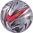 Nike Neymar Prestige Soccer Ball - Chrome