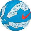 Nike Pitch Soccer Ball - Blue and White
