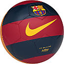 Nike Barcelona Skills Ball - Red and Blue