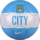 Nike Manchester City Prestige Soccer Ball - White & Field Blue