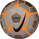 Nike Strike Soccer Ball - Grey and Orange