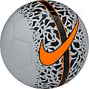 Nike React Soccer Ball - Grey and Black