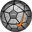 Nike Saber Soccer Ball - Grey and Black
