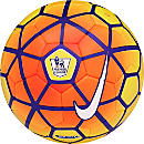 Nike Saber Hi-vis EPL Soccer Ball - Yellow & Total Orange