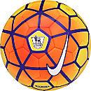 Nike Saber Hi-vis EPL Soccer Ball - Yellow & Total Orange