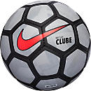 Nike Flash Clube Futsal Ball - Silver and Black