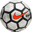 Nike Flash Duravel Soccer Ball - Silver and Black