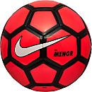 Nike Menor Futsal Ball - Red and Black