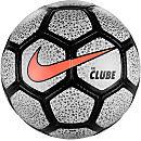 Nike SCCRX Clube Futsal Ball - White & Bright Mango