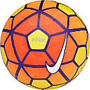 Nike Pitch Soccer Ball - Yellow & Total Orange
